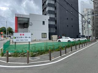 香椎駅前 駐車場